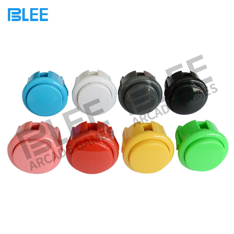 1pc round lit illuminated arcade video game push button switch LED light lamp VP