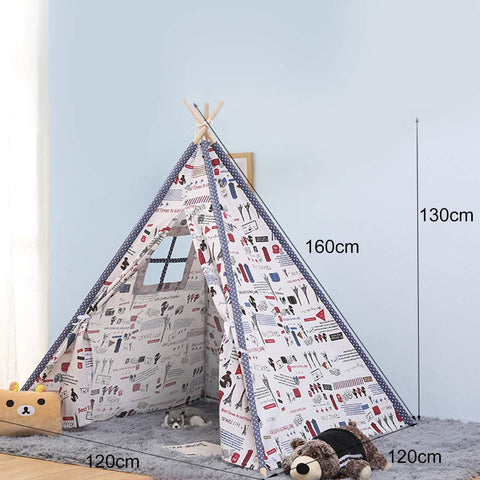 Indian Teepee Doll Sling