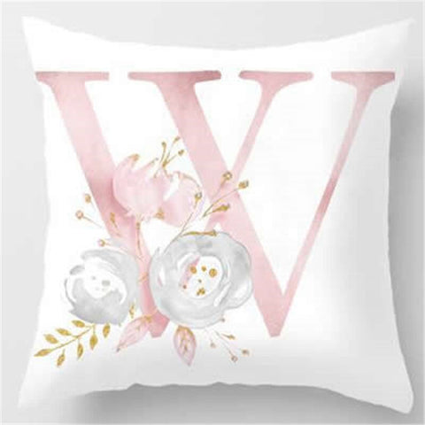 Large Flowers Rose Cushion Covers Pillow Cases Home Decor or Inner