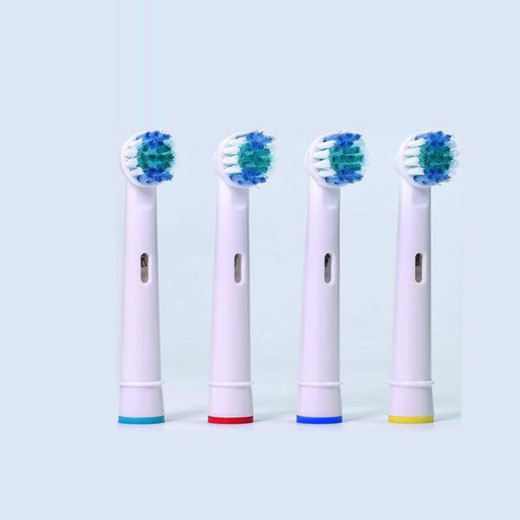 4x Travel Electric Toothbrush Head Protective Cover Case Cap Suit Oral b Tooth .