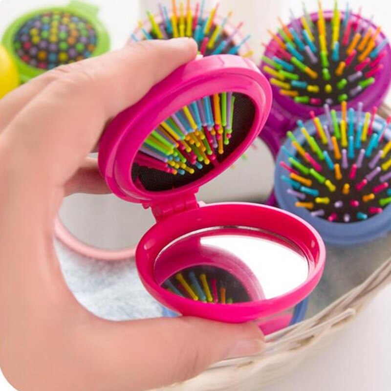 LOL Mirror And Hair Brush surprise Folding Combination Genuine Official By L.O.L