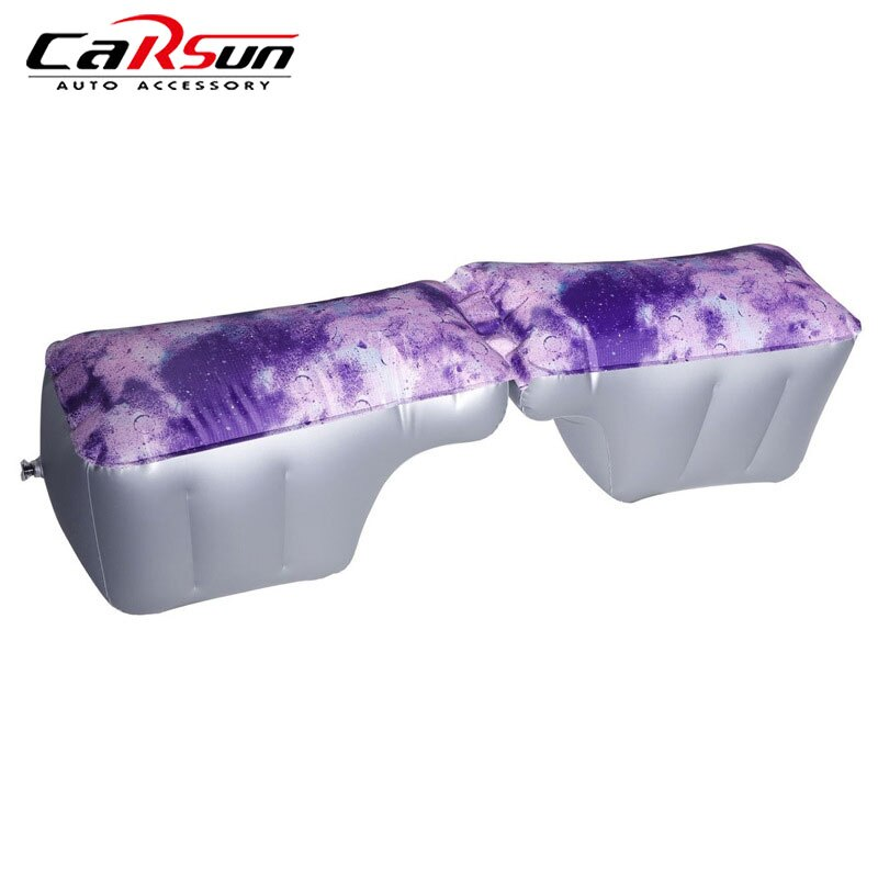 Car Mattress Inflatable Car Mattress Back Seat Gap Pad Air Bed Cushion For Car Travel Camping Colchon Inflable Para Auto
