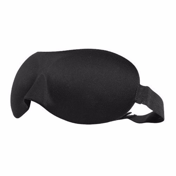 New Sleeping Eye Mask Cover Eyepatch 3D Blind Folds For Health Care To Shield The Light Stereoscopic Rest Eye Shade