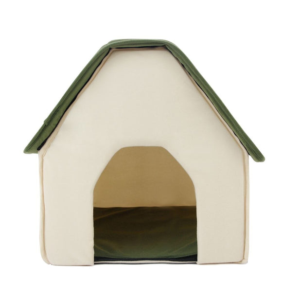 US/AU/England/France/Germany Shipping Pet House Dog Cat Kennel Warm Removable Cover Red Green puppy High Quality Hot Sale
