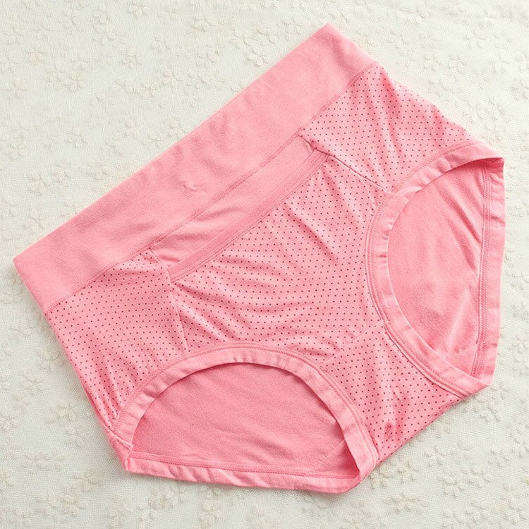 5pcs Physiological Briefs Leakproof Menstrual Period Lengthen Broadened Big Girl Panties Underwear Health Seamless Underpants