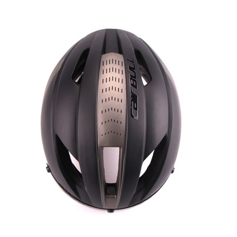Ultra-light Bicycle Mountain Bike Helmet with Magnetic Goggles Visor for Cycling