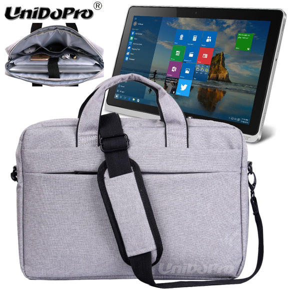 UNIDOPRO Waterproof Messenger Shoulder Bag Case for Acer Iconia W700 W7 Tablet PC Sleeve Cover