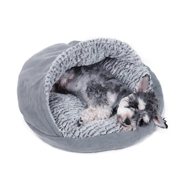 Luxury Pet Dog Cat Tent House Non-slip All Seasons Dirt-resistant Warm Soft Pet Dog Bed Sofa With Detachable Washable Cushion