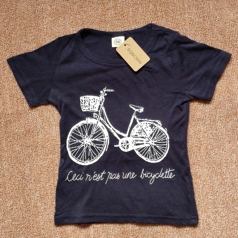 This is my Road Cycling Bicycle shirt Kids Tee Shirt Boys Girls Unisex 2T-XL