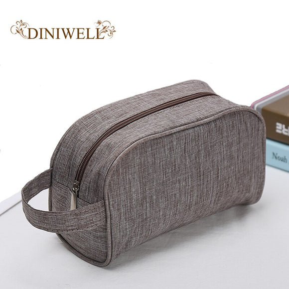 DINIWELL 2020 new ladies and men travel wash bag cosmetic bag multi-function ladies portable storage high quality cosmetic bag