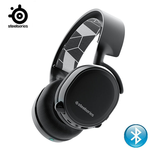 SteelSeres Arctis 3 Bluetooth Game Headset Electric Race Headset Computer Headphone Headset Arctis 3 Bluetooth Edition