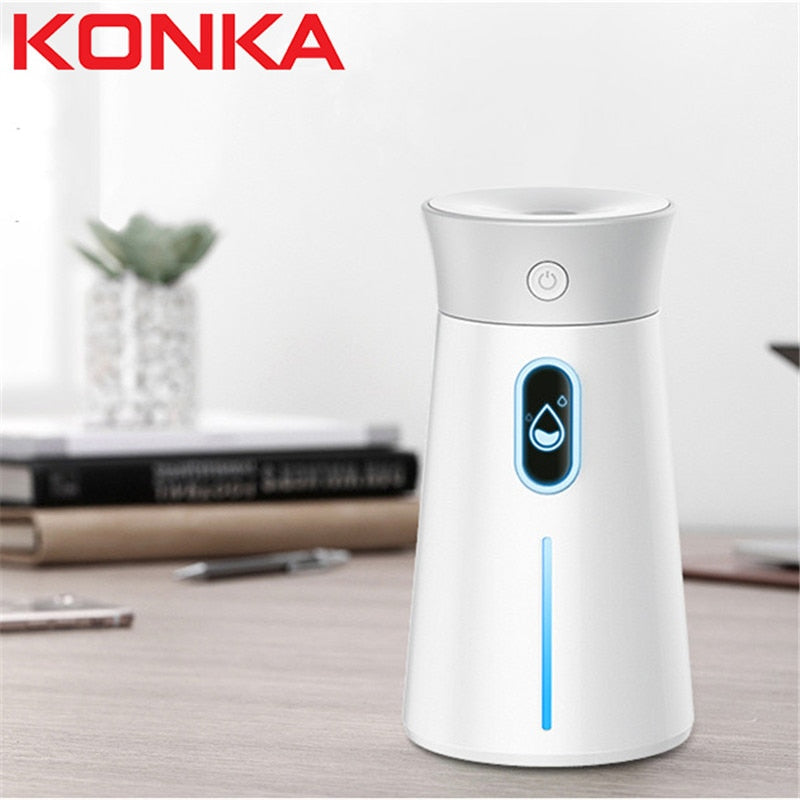 KONKA Aromatherapy diffuser Humidifier Air dampener aroma diffuser Machine essential oil ultrasonic Mist Maker Quiet
