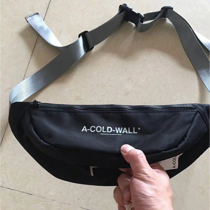 A-COLD-WALL Waist Packs Spring Summer Hip Hop Casual A-COLD-WALL ACW Chest bag Men Women Streetwear Casual A-COLD-WALL ACW