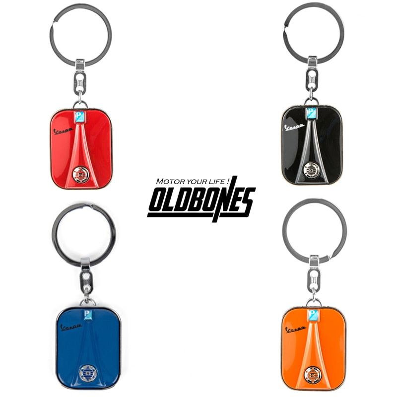 for Vespa GTS Scooter Key Chain gt t5 lx 50 125 150 et4 px150 gts 125 250 gts 300 px 200 motorbike accessories Key Ring