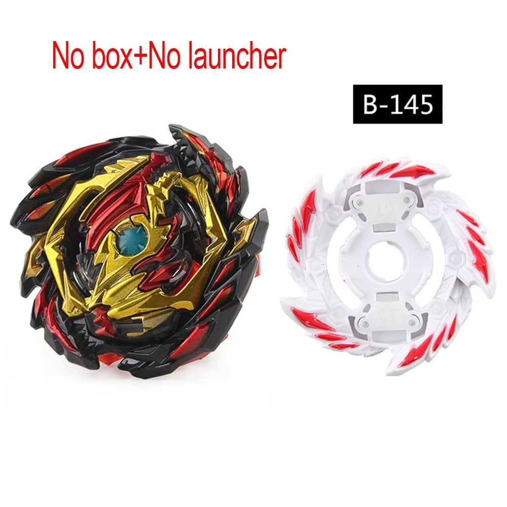 B-149 No Launcher Kids Xmas Gift Beyblade Metal Fusion Limited Edition Gold Ver