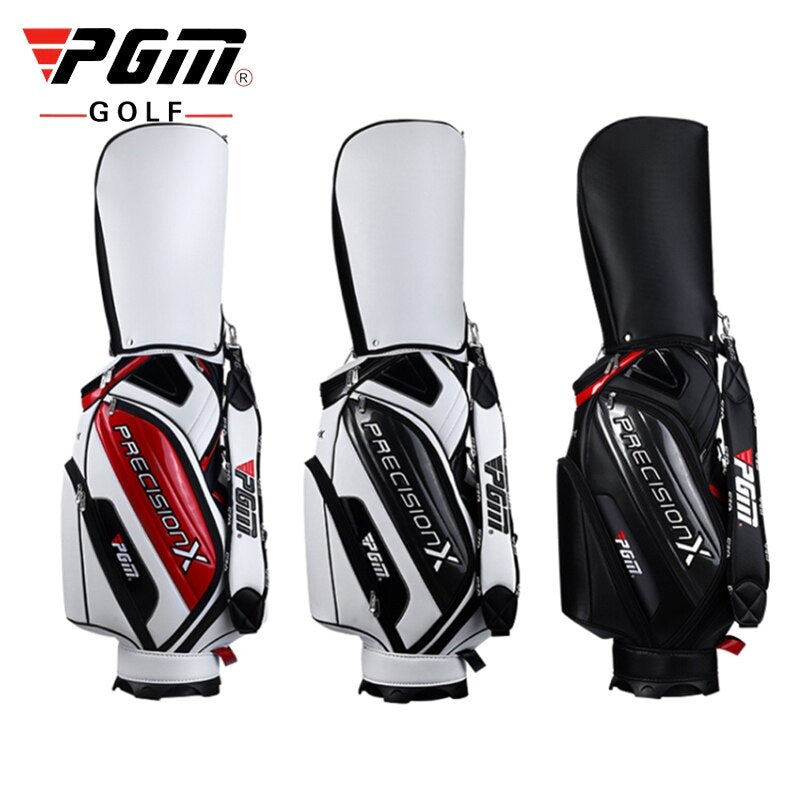 High Capacity Golf Standard Bag Multi-functional Staff Bag Cover Hold A Full Set Clubs Outdoor Travel Sport Bags 3 Colors A7045