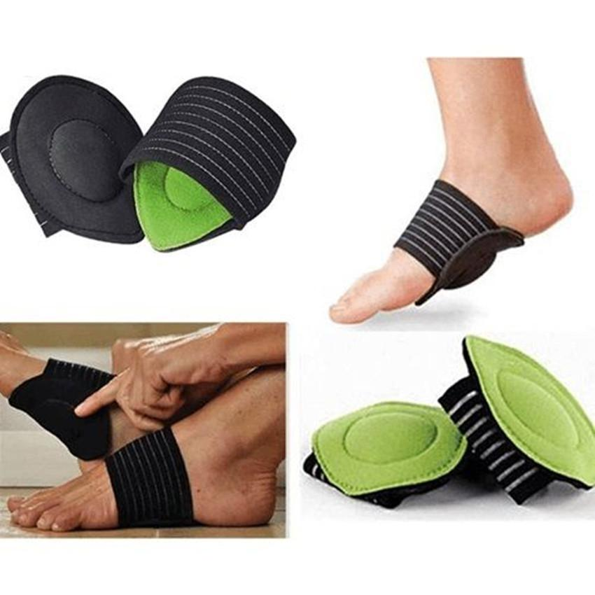 Support Breathable Cotton Foot Protection Pads Aching Painful Feet Sports Foot Pad Health Foot Pad Running Foot Protection Pad