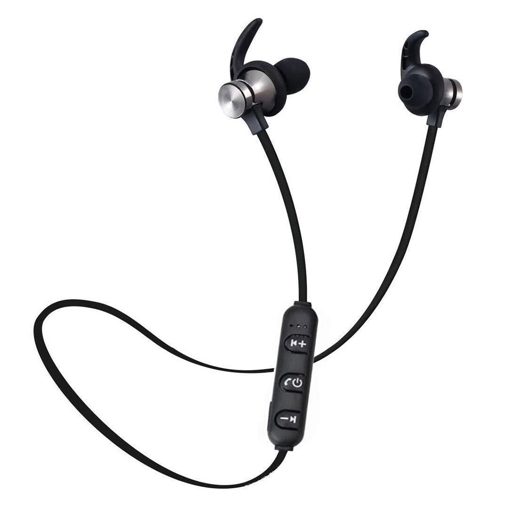 Wireless Bluetooth Earphone In-Ear With Mic Sports Waterproof Music Earphones Gift Headset For iPhone for Samsung