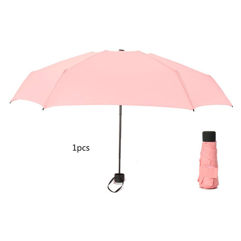 Folding Inverted Umbrella UV Protection Beach Outddor Parts Gift Flower #1