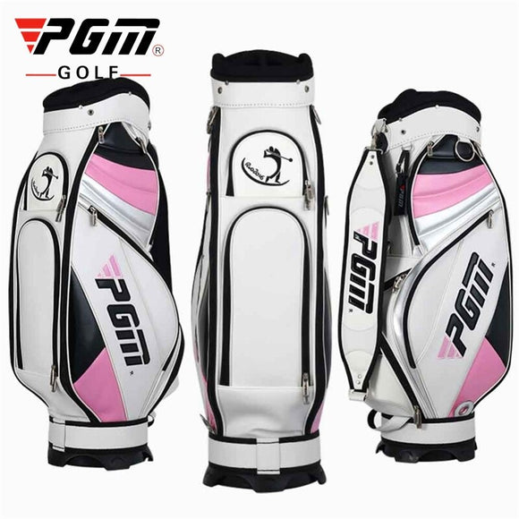 Pgm New Golf Standard Bag Portable Golf Package Big Capacity Travel Bag Waterproof Thicken Air Bags With Wheels D0081