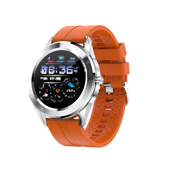 2020Y10 Free Shipping Men's Smart Watch Waterproof Heart Rate Blood Pressure Bluetooth Health Sports SmartWatch for Android IOS
