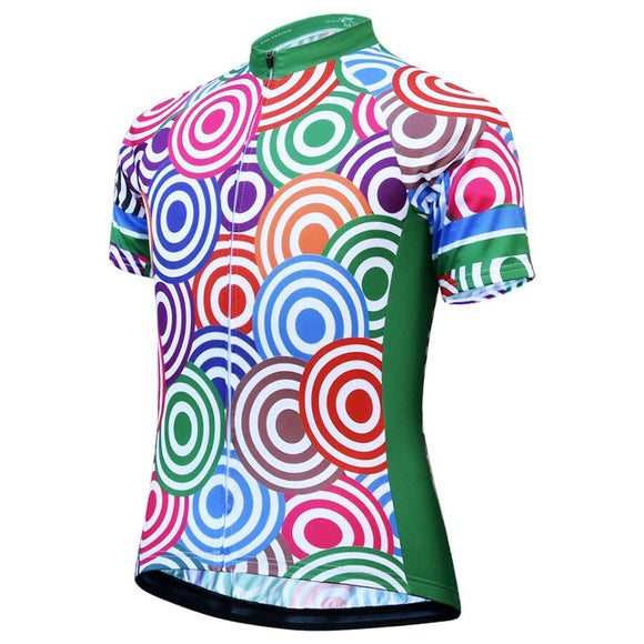 Pro Team Cycling Jersey Women Summer Quick Dry Bicycle Clothing racing sportwear