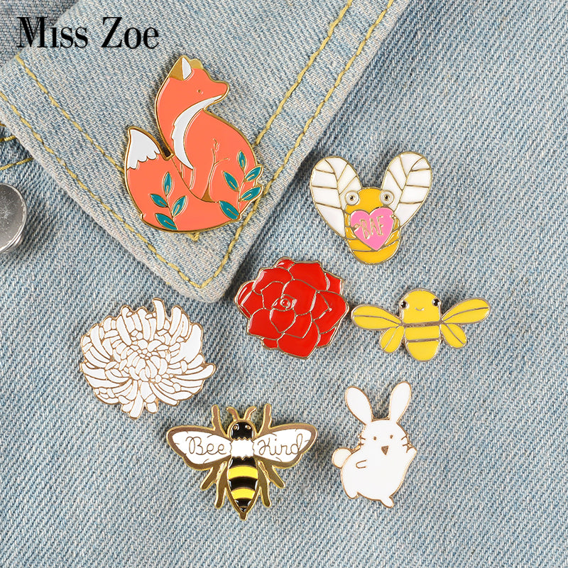 Pinback Buttons Badges Pins Sheep Art Lapel Pin Brooch Clip Trendy Accessory Jacket T-Shirt Bag Hat Shoe