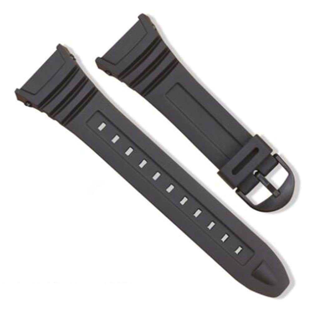 Silicone Watch Band Stainless Steel Pin Buckle Watchband for Casio W-96H Sports Men Women Strap Bracelets new