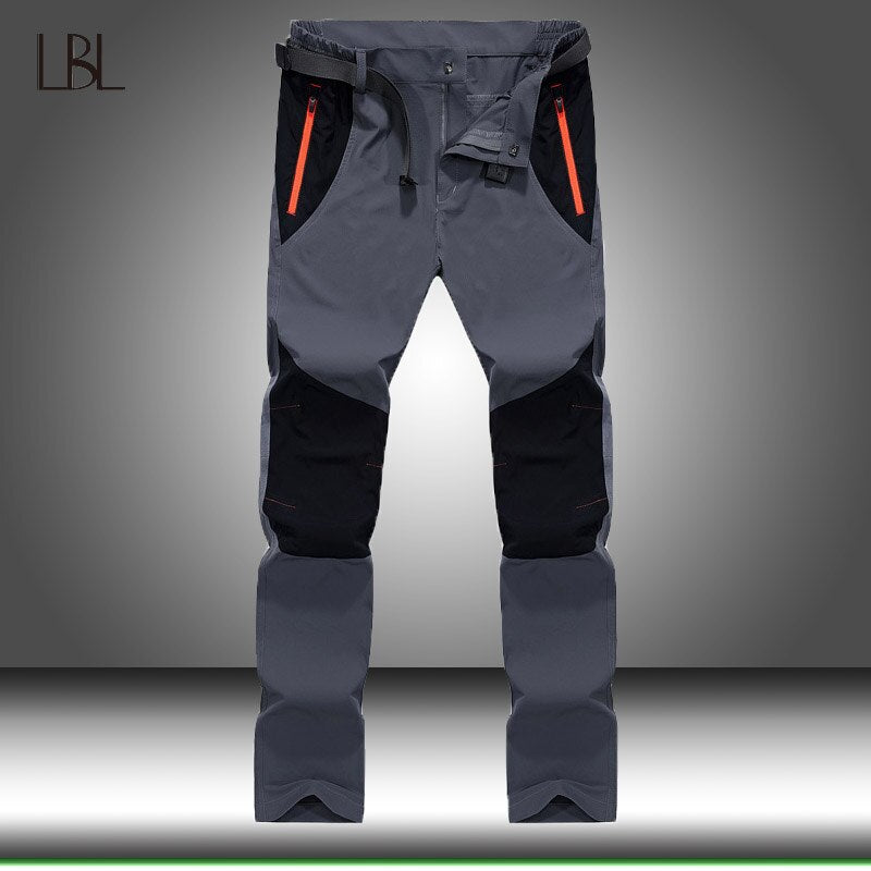 Men Waterproof Quick Dry Military Pants Mens Cargo Breathable Trousers Male Outdoor Trekking Camping Fishing Soft Pants 2020