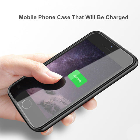 Hot 4000mAh Battery Charger Case For iPhone SE 5SE 5 5S Power Bank Charging Powerbank Case For iPhone 5 5S SE 5SE Battery Case