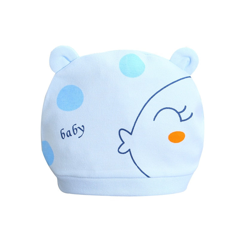 baby boys girls hat newborn bonnet toddler kids cap children hats cartoon cotton bear dinosaur monkey spring autumn cheap stuff