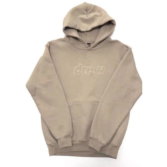 2019 Just Bieber DREW House Embroidery Women Men 1:1 Hooded Sweatshirts Hoodie Hiphip Oversized Men Casual Hoodie Pullover