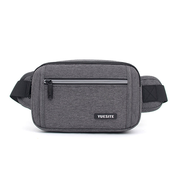 Men Waist Packs Chest Shoulder Bag Waterproof Man Waist Pack Money Outdoor Travel Male fanny pack Casual Oxford bum Purse