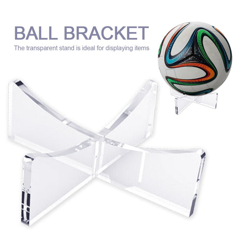 Support Base Basketball//Football//Soccer//Rugby Display Holder Ball Stand
