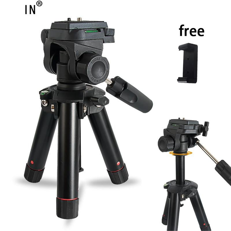 Leoie Portable Metal Three Triple Multifunction Hot Shoe Mount Adapter Flash Light Stand Holder Bracket