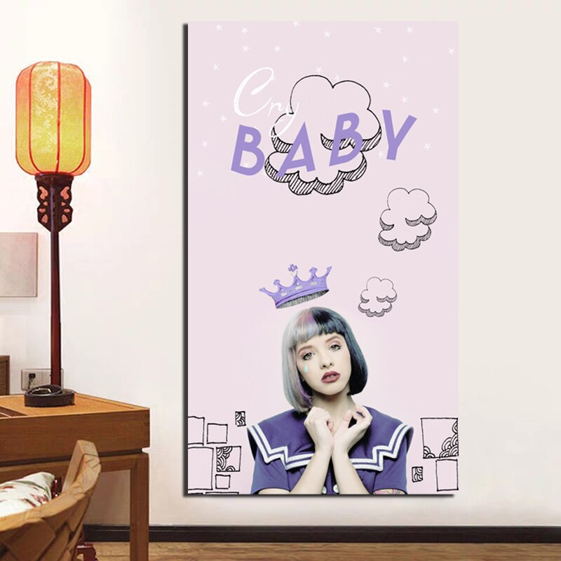 Melanie Martinez Artwork Wall Art Canvas Posters And Prints Canvas Painting Decorative Picture For Office Living Room Home Decor