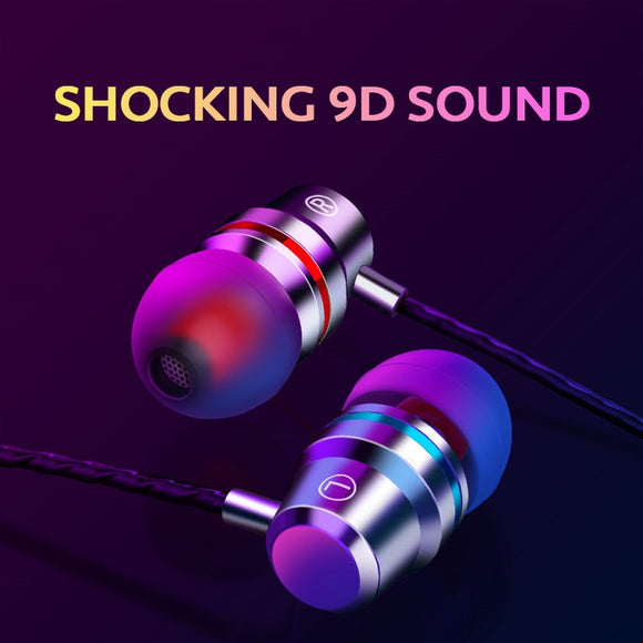 IMIDO 2020 Fashion 3.5mm Jack High Quality In Ear Earphone Bass Microphone With Playing Music For Iphone Samsung Huawei phone