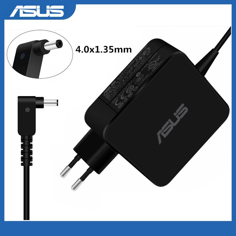 yan AC Charger Power Adapter for Asus Zenbook UX21 UX21E UX31A UX31E 19V 2.37A 45W