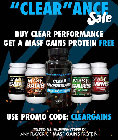 MASF Supplements