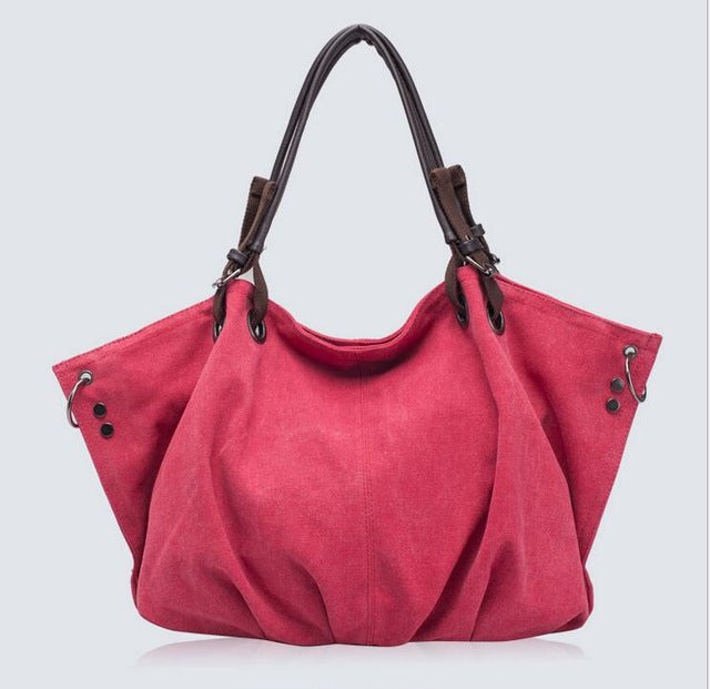 High Quality Canvas Handbag