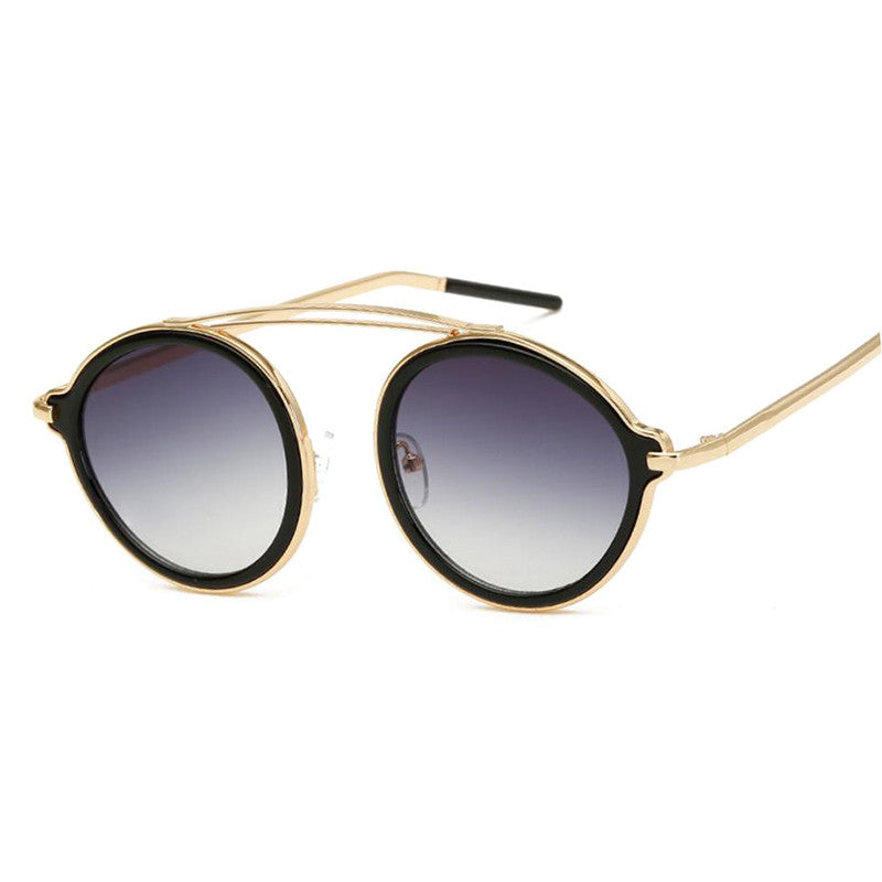 Vintage Single Bridge Sunglasses