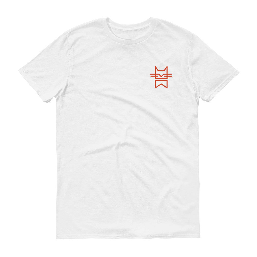 MINIMAL CAT Short sleeve t-shirt