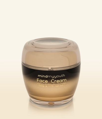 MIND MY YOUTH Face Cream - Anti-wrinkle/Dry/Dehydrated/Rosacea