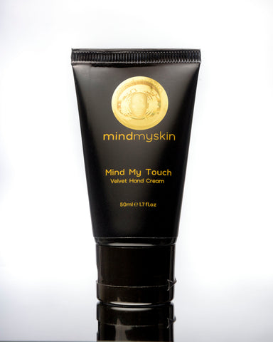 MIND MY TOUCH Velvet Hand Cream