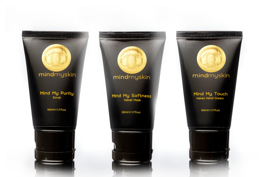 "MIND MY SKIN ""The Pamper Pack"""