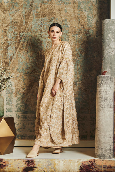 GOLDEN DREAMS Kaftan