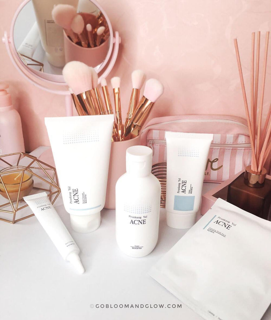 Pyunkang Yul Acne Line: The Newest Acne-busting Army