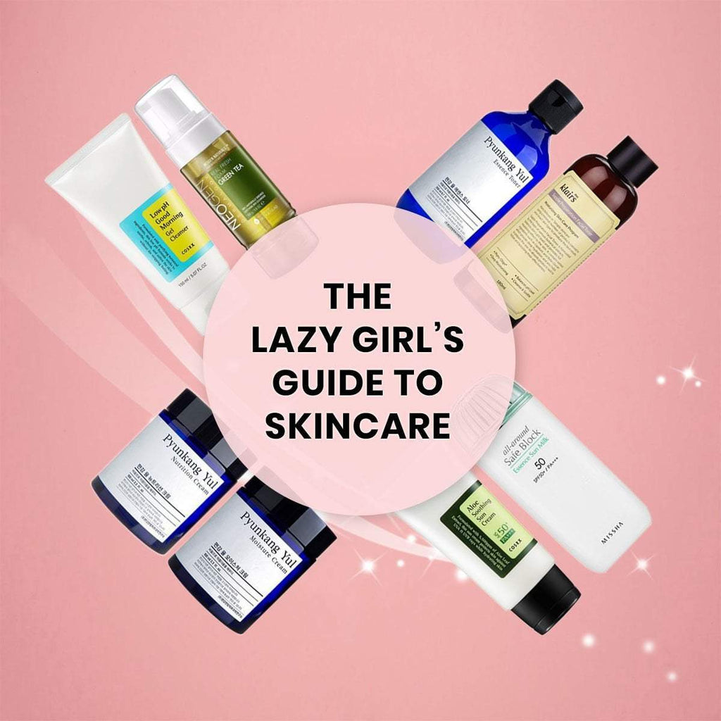 The Lazy Girl's Guide to Korean Skincare