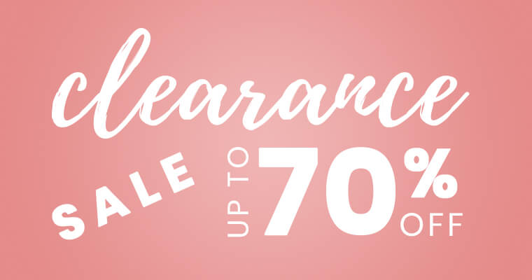 Clearance Sale Go Bloom & Glow