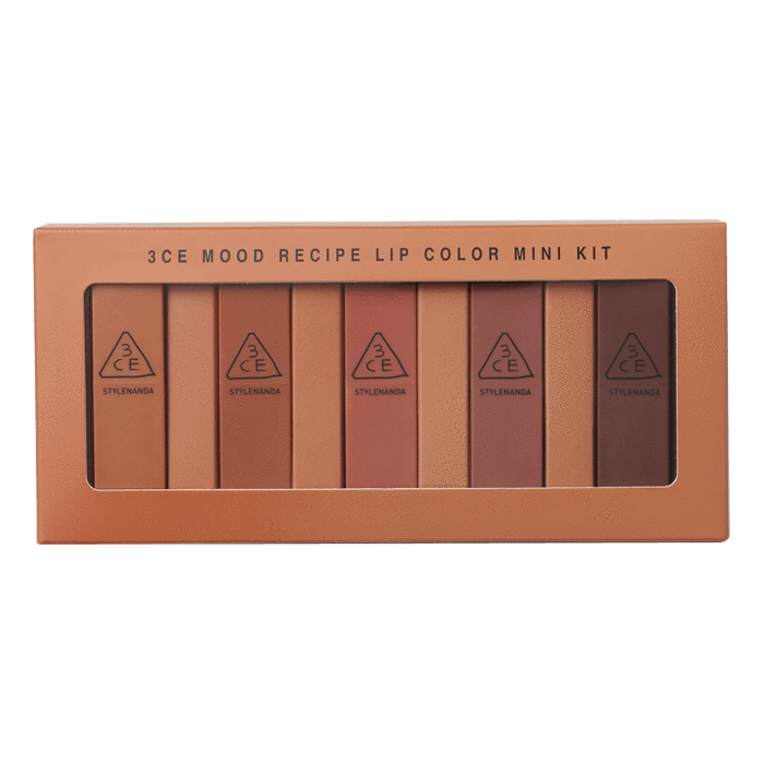 Mood Recipe Lip Color Mini Kit